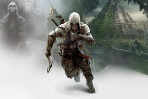 Connor In Assassins Creed 3 Wallpaper