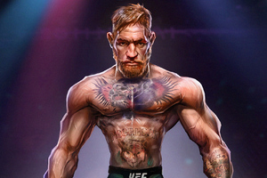Conor McGregor Ufc Wallpaper