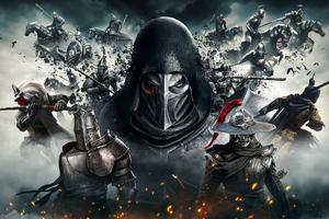 Conquerors Blade 5k Wallpaper