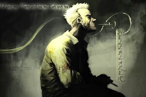 Constantine Hellblazer Wallpaper