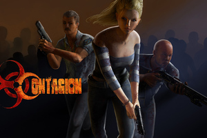 Contagion Wallpaper