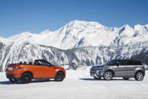 Convertible Range Rover Evqoue