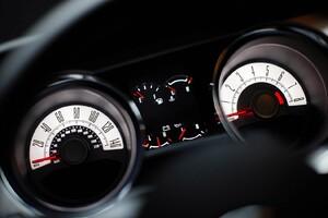 Cool Car Speedometer