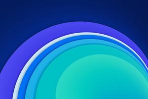 Cool Circle Abstract Shape 8k Wallpaper