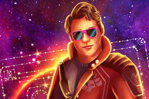 Cool Star Lord 4k