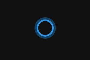 Cortana Minimalism