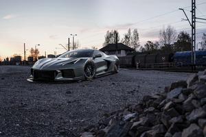 Corvette 2020 4k