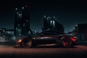Corvette 4k Wallpaper