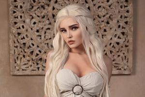 Cosplay Daenerys Targayen