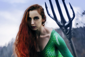 Cosplay Of Mera