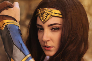 Cosplay Wonderwoman