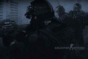 Counter Strike 1080P Wallpaper