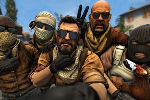 Counter Strike Selfie Time 4k