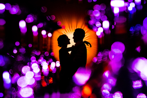 Couple Love Silhouette