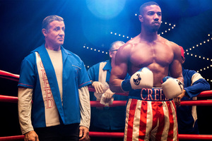 Creed 2 Movie Entertainment Weekly