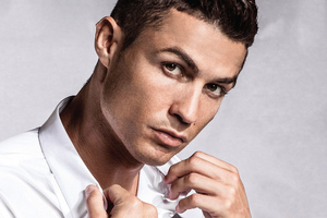 Cristiano Ronaldo Dolce Photoshoot Wallpaper