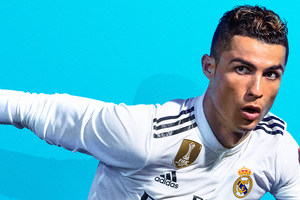 Cristiano Ronaldo FIFA 19 8k