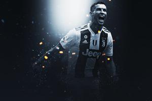 Cristiano Ronaldo Juventus FC Wallpaper