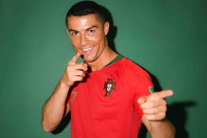 Cristiano Ronaldo Portugal Fifa World Cup 2018 Wallpaper