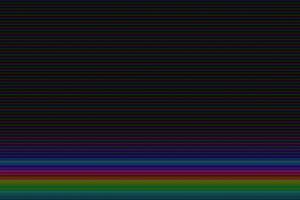 Crt Monitor Abstract 4k Wallpaper