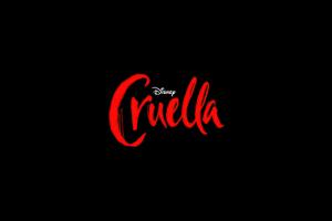 Cruella Movie Logo 4k Wallpaper