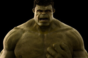 Crying Hulk