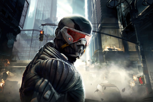 Crysis 2 5k Wallpaper