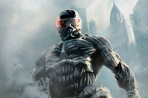 Crytek In Crysis