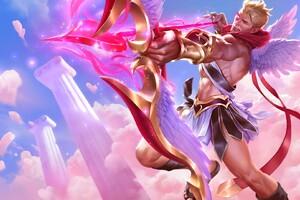 Cupid League Of Legends Wallpaper