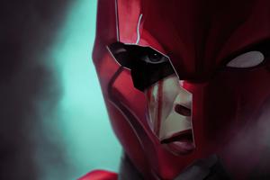 Curran Walters As Red Hood In Titans4k Wallpaper