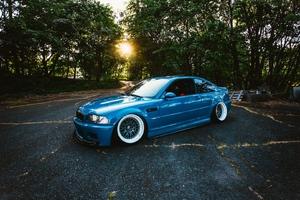 Custom BMW M3