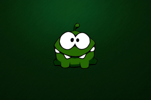 Cut The Rope Frog