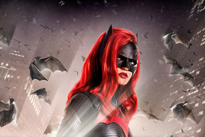 Cw Batwoman 4k 2020 Wallpaper