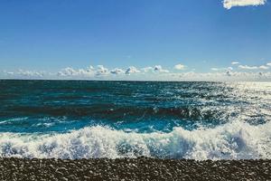 Cyan Sea Ocean Hd