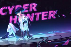 Cyber Hunter 4k 2020