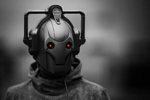 Cyberman Doctor Who