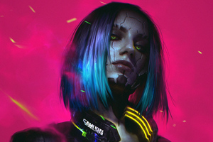 Cyberpunk 2077 4k Artwork