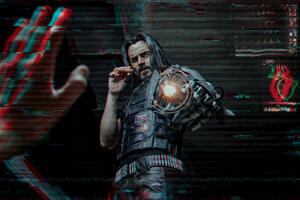 Cyberpunk 2077 4k Cosplay Wallpaper
