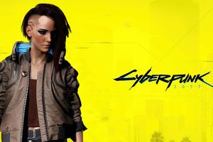 Cyberpunk 2077 4k Girl Wallpaper
