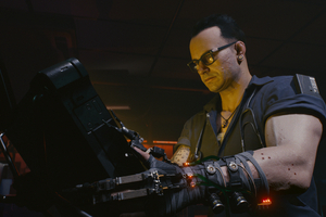 Cyberpunk 2077 4k New Game