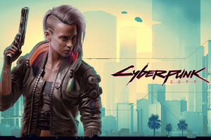 Cyberpunk 2077 Art 2020 4k Wallpaper