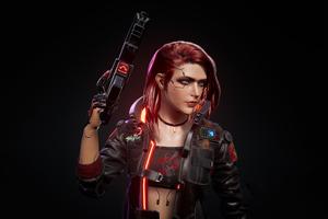 Cyberpunk 2077 As V