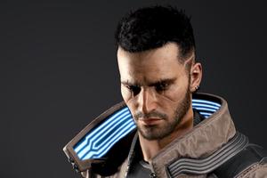 Cyberpunk 2077 Character 4k