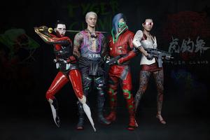 Cyberpunk 2077 Character New