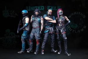 Cyberpunk 2077 Characters 2020