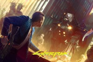 Cyberpunk 2077 Game