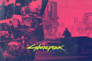 Cyberpunk 2077 Game Wide