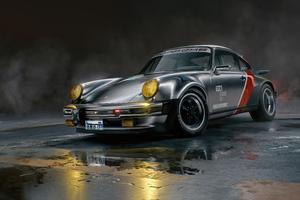 Cyberpunk 2077 Johnny Silverhands Porsche 911