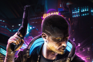Cyberpunk 2077 Mad Peoples 4k