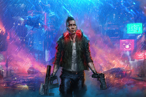 Cyberpunk 2077 New Fan Made